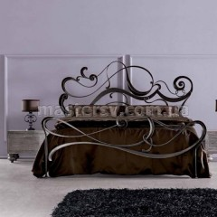Кованая кровать KR-07